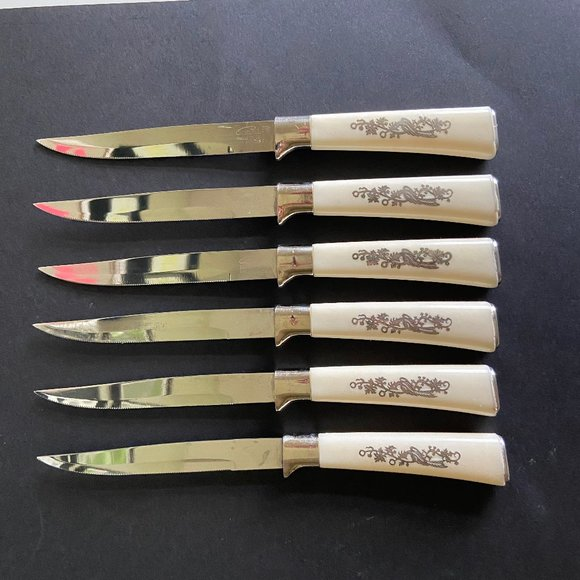 Capri Cutlery Other - Capri Cutlery Steak Knives Solingen Germany